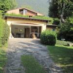 Villetta singola con giardino privato