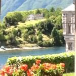 Villa indipendente vista lago