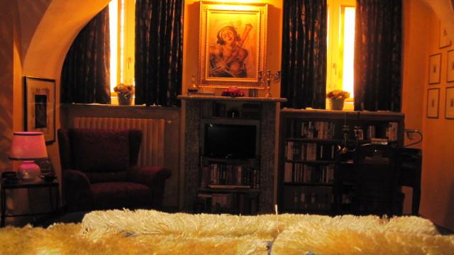 Appartamento in villa d'epoca