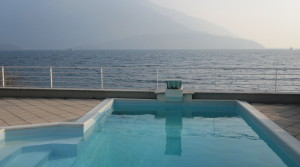 Villa direttamente a lago