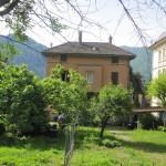 Villa d'epoca vista lago