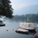 Attico direttamente a lago