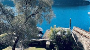 appartamento direttamente a lago