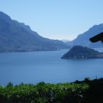 Villetta vista lago