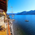 Casa caratteristica direttamente a lago
