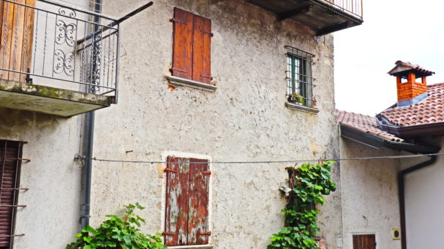 casa in borgo storico