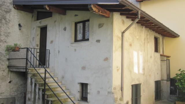 Casetta indipendente in borgo